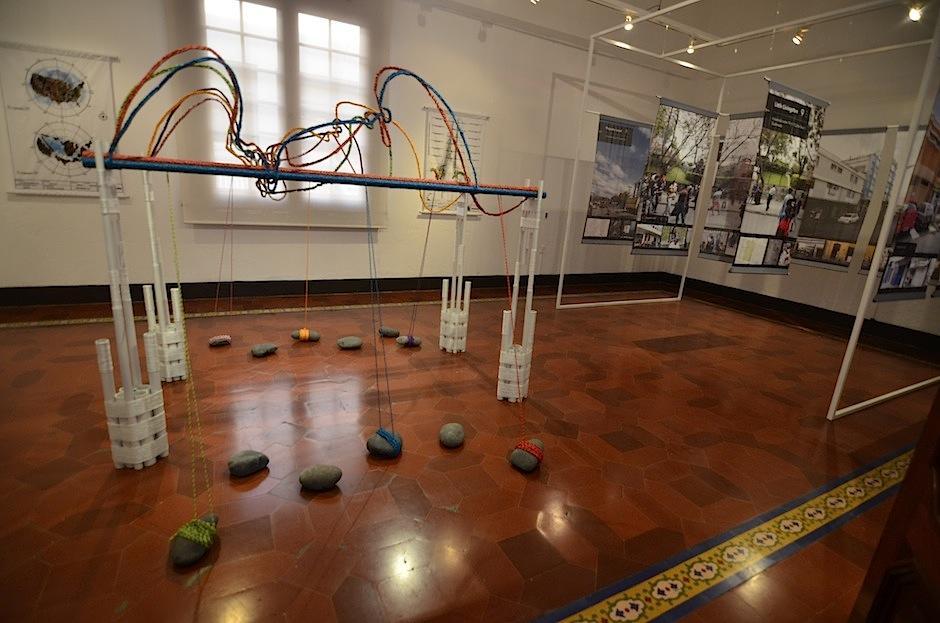 Todos los espacios de la Bienal son abiertos al público. (Foto: Selene Mejía/Soy502)