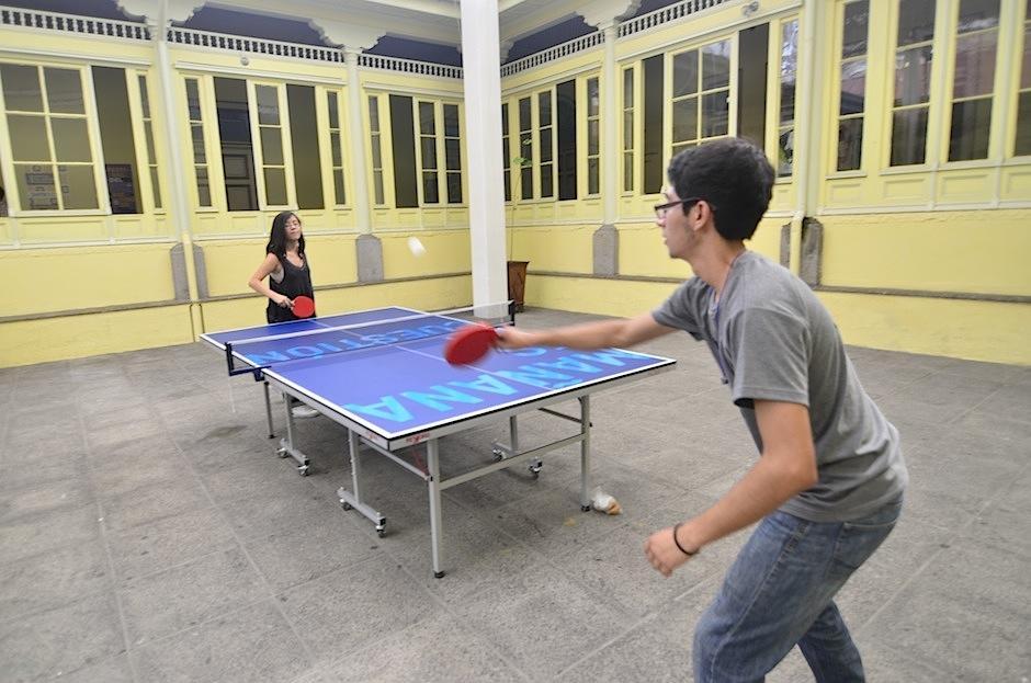 El juego es protagonista en esta ocasión. (Foto: Selene Mejía/Soy502)
