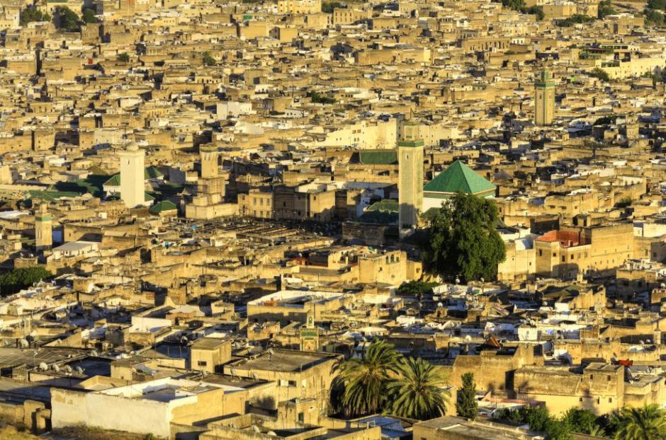Medina de Fez en Marruecos, resalta por su belleza. (Foto: El País)