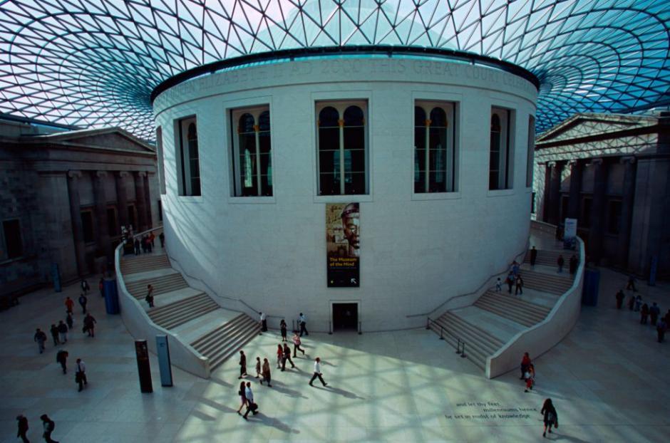 Un museo entra al ranking: el British Museum, con las mejores colecciones. (Foto: El País)