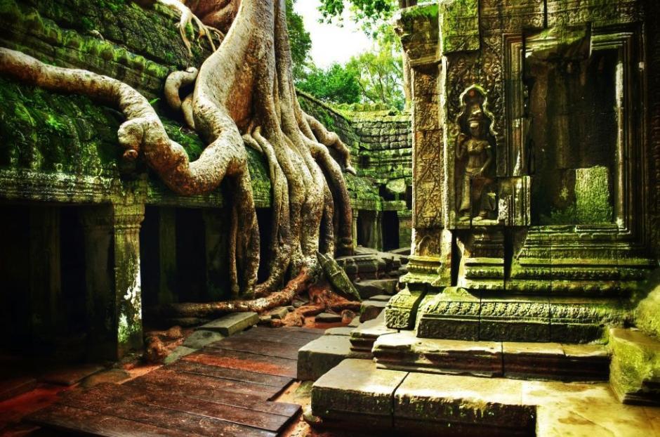 Los Templos de Angkor en Cambodia son el destino número que los españoles prefieren. (Foto: El País)