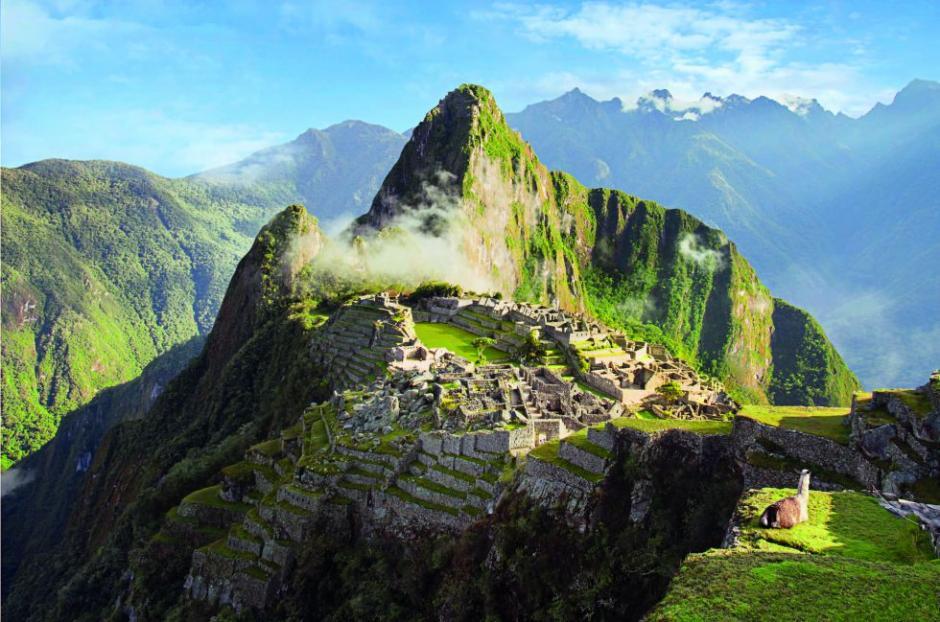 Civilizaciones antiguas como Machu Picchu en Perú está en tercer lugar. (Foto: El País)