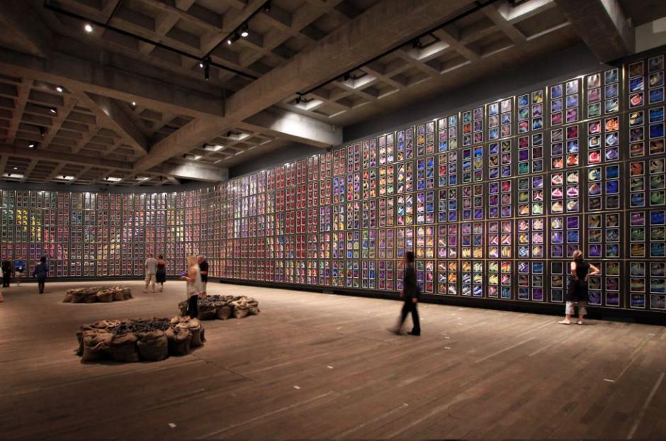 El Museum of Old & New Art en Hobart, Australia, un ecléctico edificio lleno de arte. (Foto: El País)