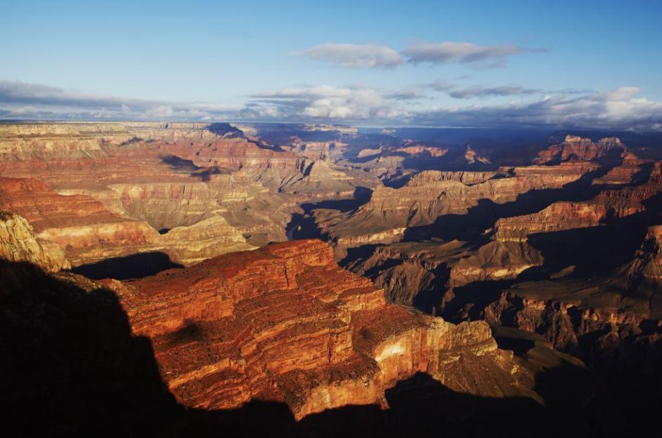 El parque nacional El Gran Cañón, es un imperdible destino para los viajeros. (Foto: El País)