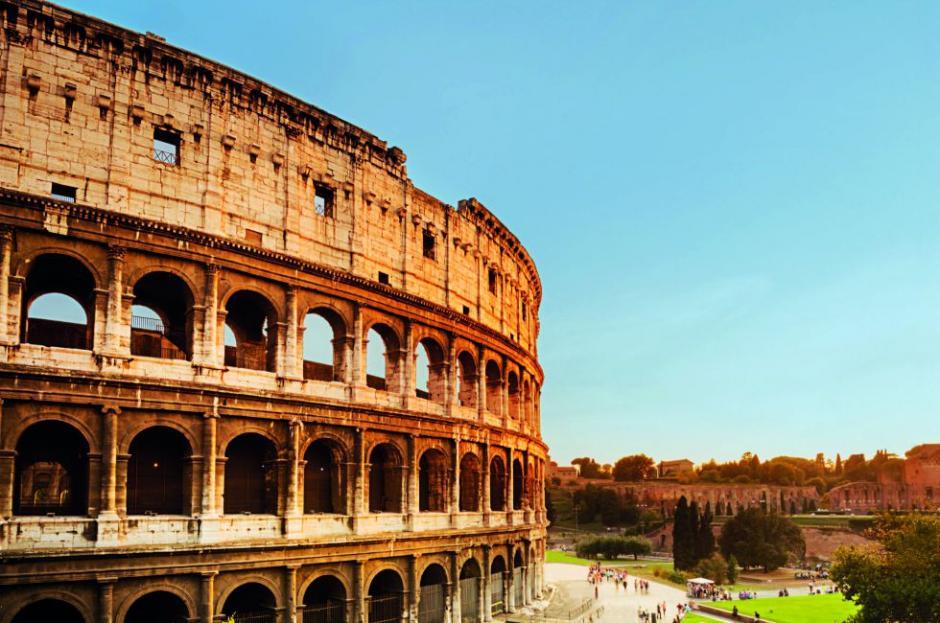 El imponente Coliseo de Roma es fiel testigo de un imperio. ()Foto: El País)