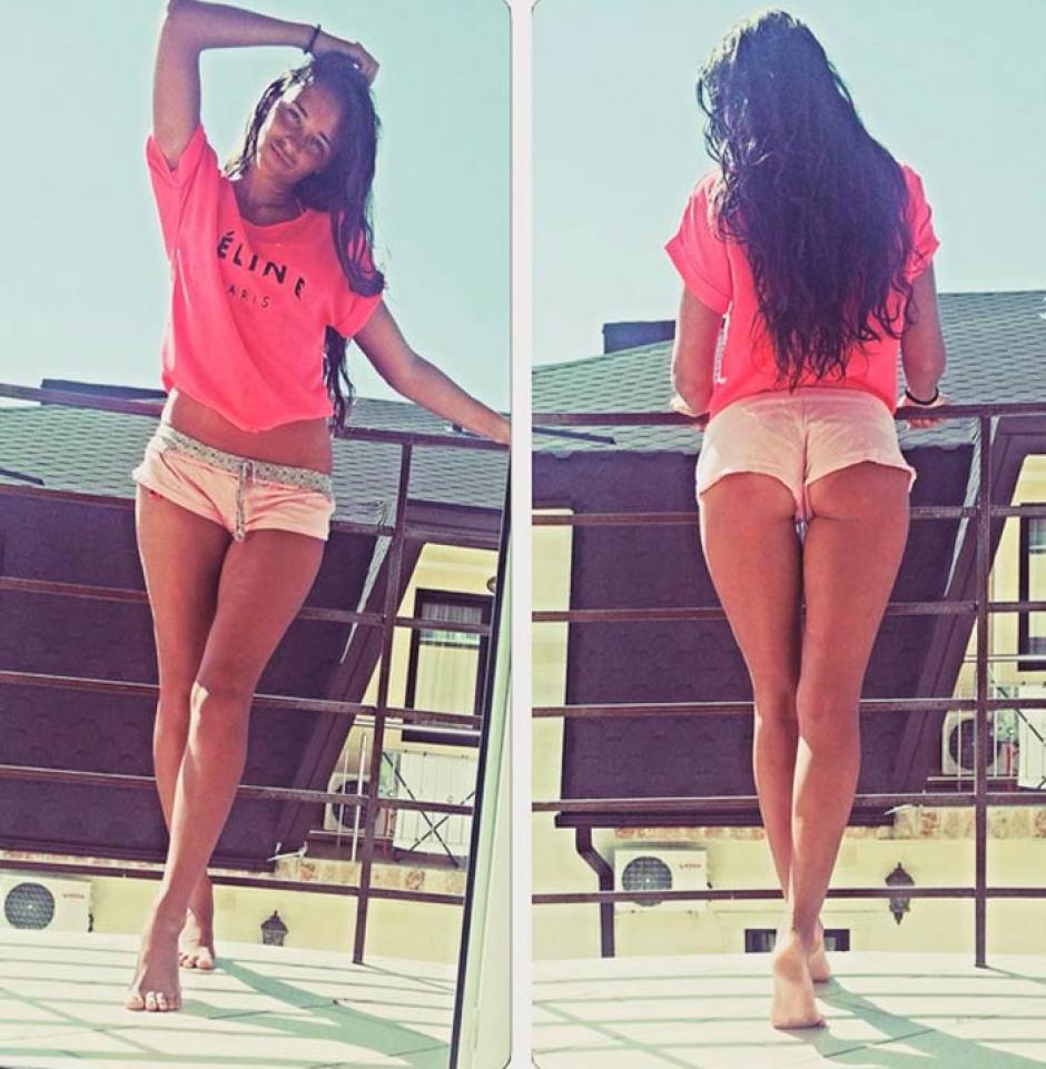 Viktoriya Gameeva, la médico del Spartk ha conseguido miles de seguidores en Instagram.