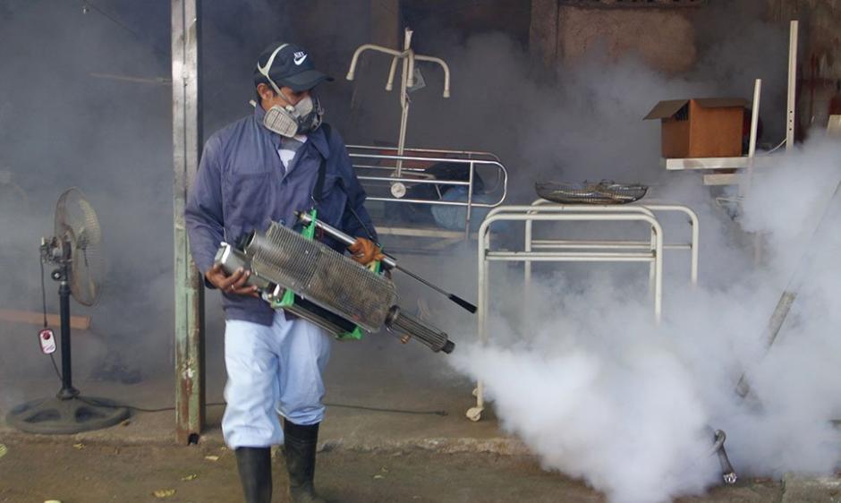 Alerta sanitaria por Dengue y Chikungunya foto