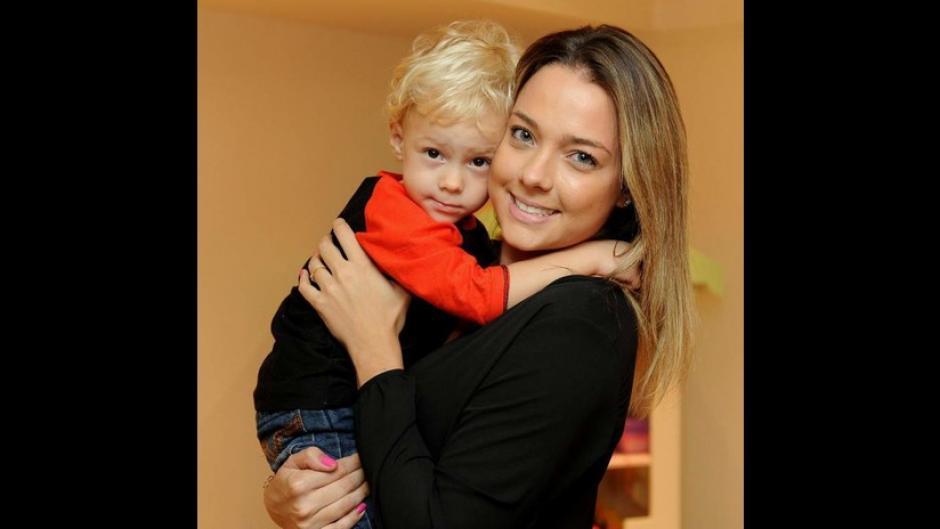 Davi Lucca y su madre Carolina Dantas triunfan en las redes sociales. (Foto: Instagram)