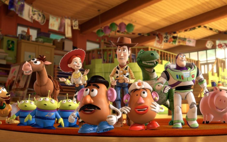 Los personajes de Toy Story tienen grtndes aventuras juntos. (Foto:wallpaperstock)