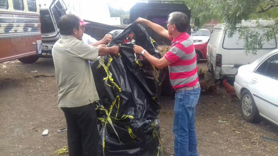 Las autoridades determinaron que no había delito o falta que perseguir. (Foto: Pablo Solís/Nuestro Diario)
