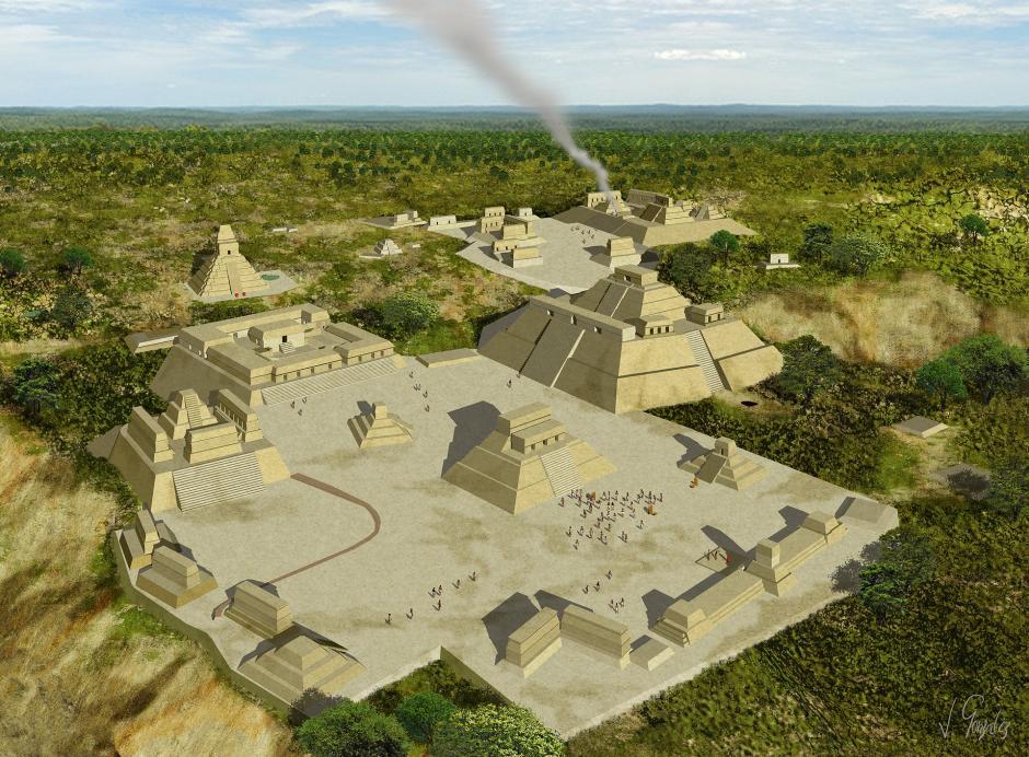 Este descubrimiento podría resolver algunas incógnitas de los arqueólogos dedicados a estudiar la cultura maya. (Foto: PACUNAM)