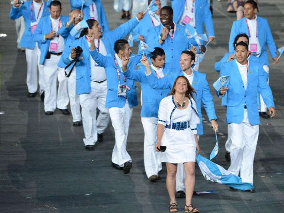 En Londres 2012, Guatemala llevó 19 atletas, ahora en Río 2016 llevará 21. (Foto: Archivo/Agencias)