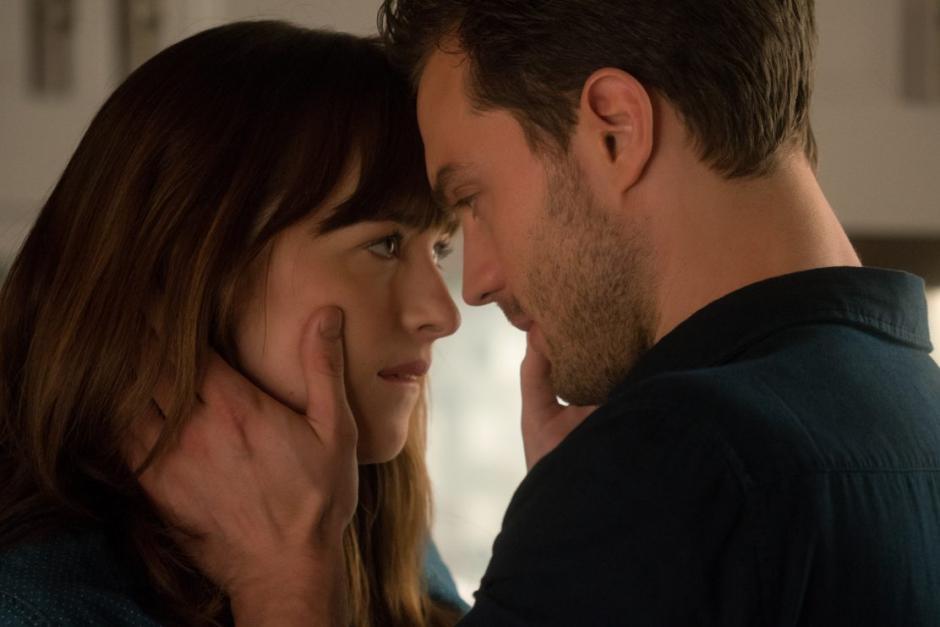 Los protagonistas continúan su especial romance. (Foto: 50sombras)