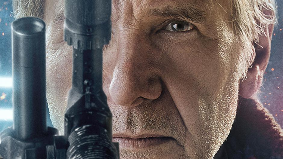 Han Solo, interpretado por Harrison Ford. (Foto: Sitio oficial de Star Wars)