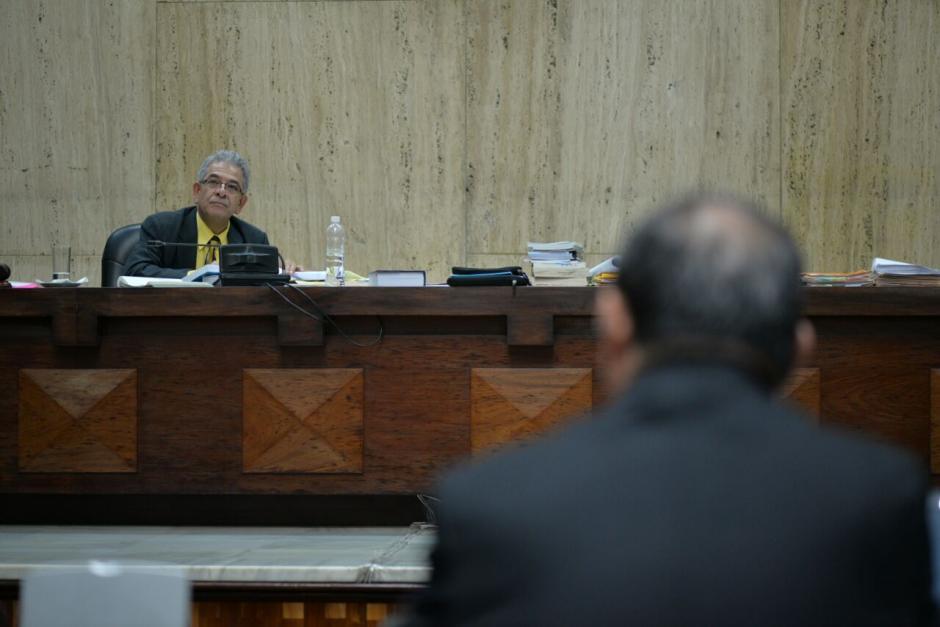 El juez Miguel Ángel Gálvez, emitió las órdenes de captura contra los implicados en el caso Cooptación del Estado el pasado uno de junio. (Foto: Wilder López/Soy502)