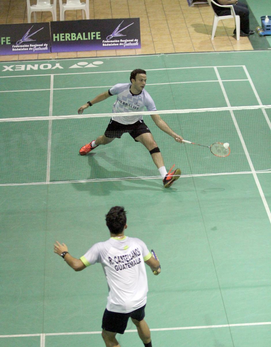 El guatemalteco, Kevin Cordón, el mejor badmintonista de América. (Foto: COG)