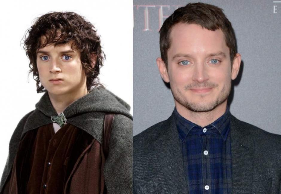 Elijah Wood le da vida a Frodo en la trilogía de El Señor de los Anillos (Foto: 20Minutos.es)