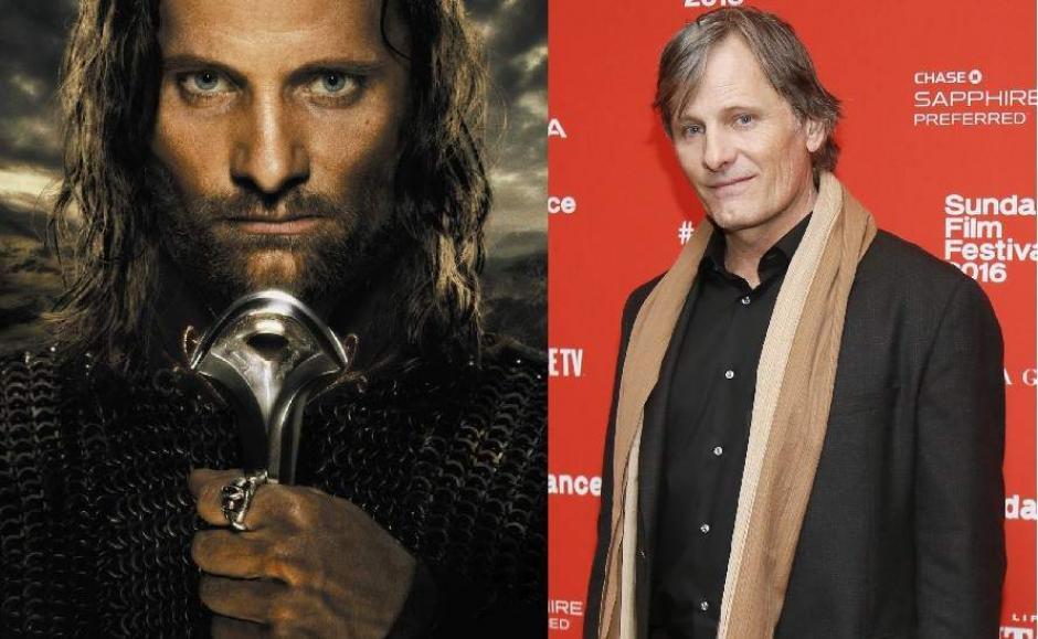"""Viggo Mortensen personificaba a Aragorn en la cinta """"El señor de los anillos"""". (Foto: 20minutos.es)"""