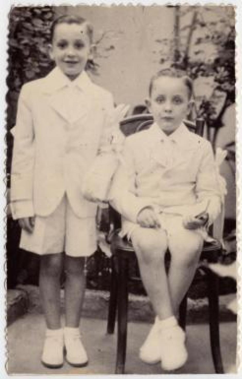 """Fue en el centenario Colegio de la Misericordia donde el Papa Francisco hizo su primera comunión. Las hermanas de la orden afirman que Jorge Mario era un """"diablillo"""" por su inquietud y en tono de broma afirman que sabían que algún día sería Papa."""
