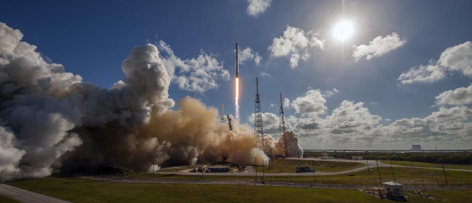 El último lanzamiento fallido del cohete se realizó este jueves. (Foto:  SpaceX)