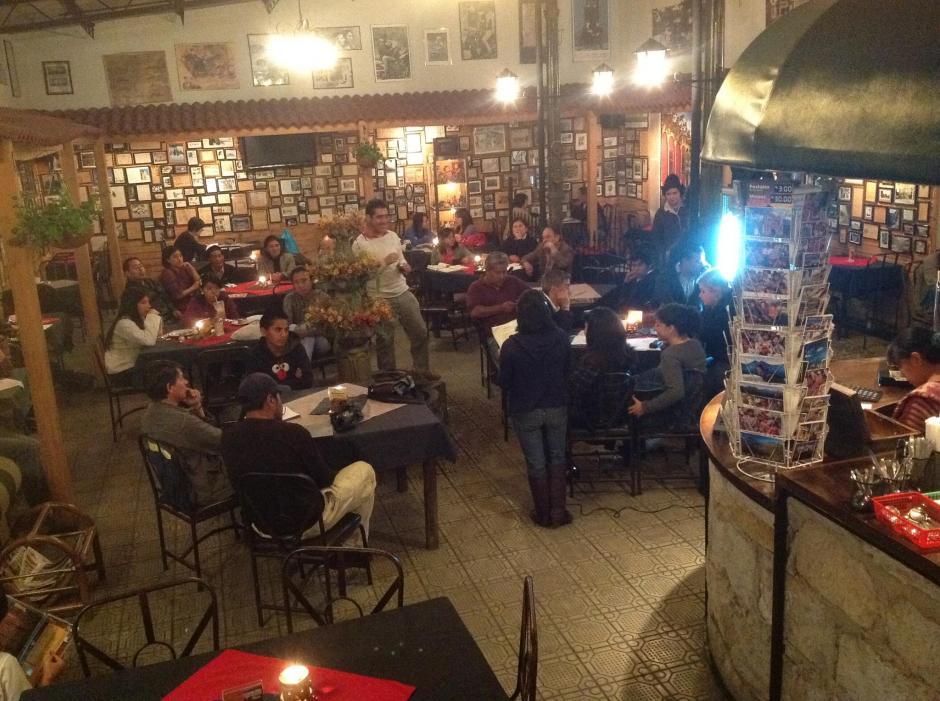 Las tardes y noches especiales en el Café Baviera quedarán en el recuerdo de sus visitantes locales, nacionales y extranjeros. (Foto: Café Baviera)