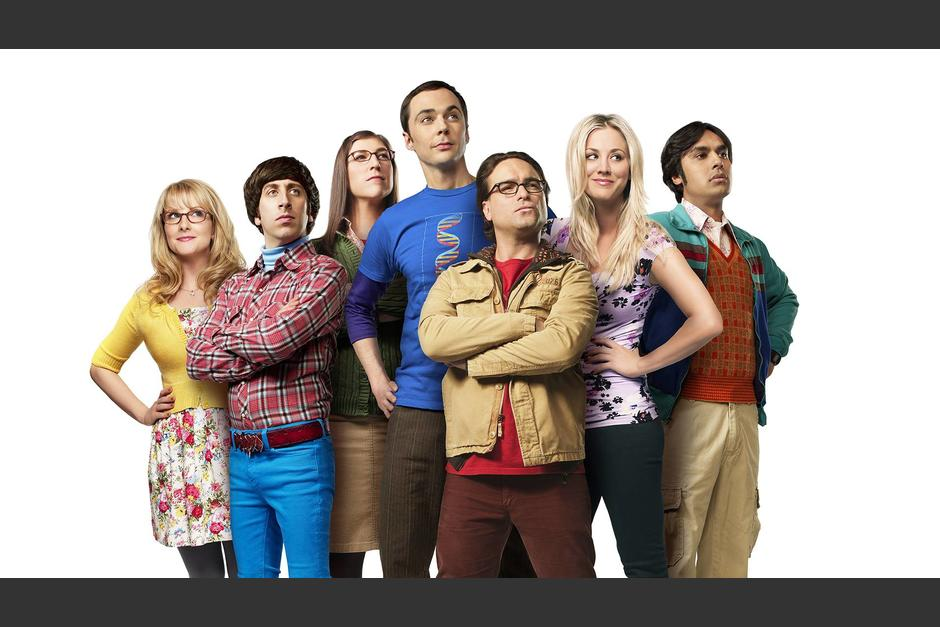 Los protagonistas de The Big Bang Theory son mundialmente famosos. (Foto: Twitter)