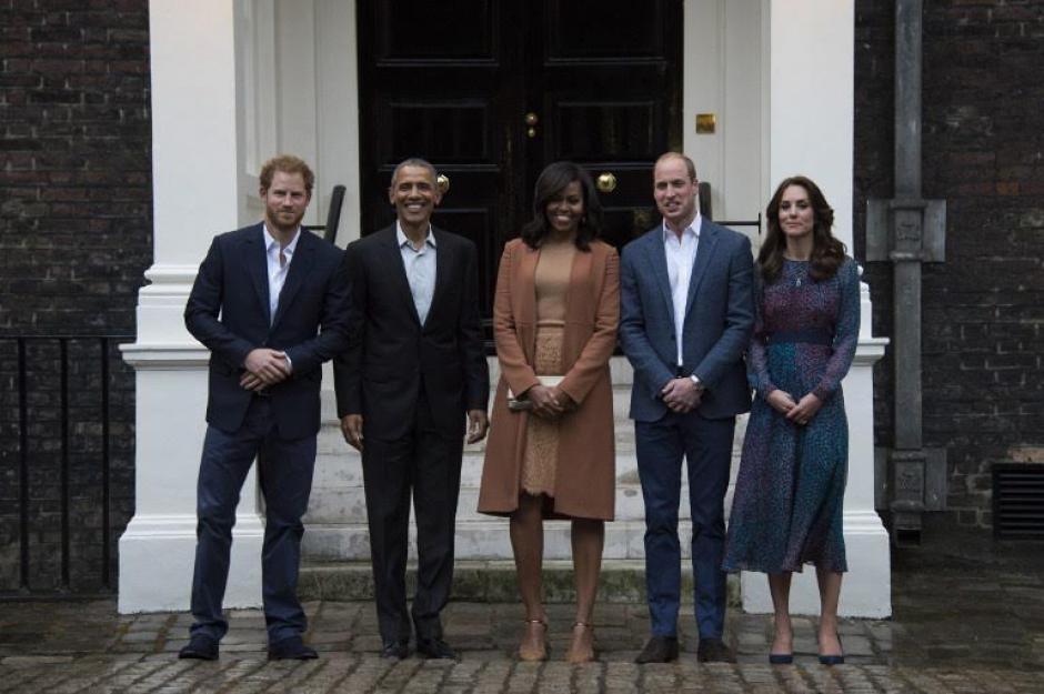 La Familia Real británica ha recibido un desafío de otra familia de alto perfil. (Foto: AFP)