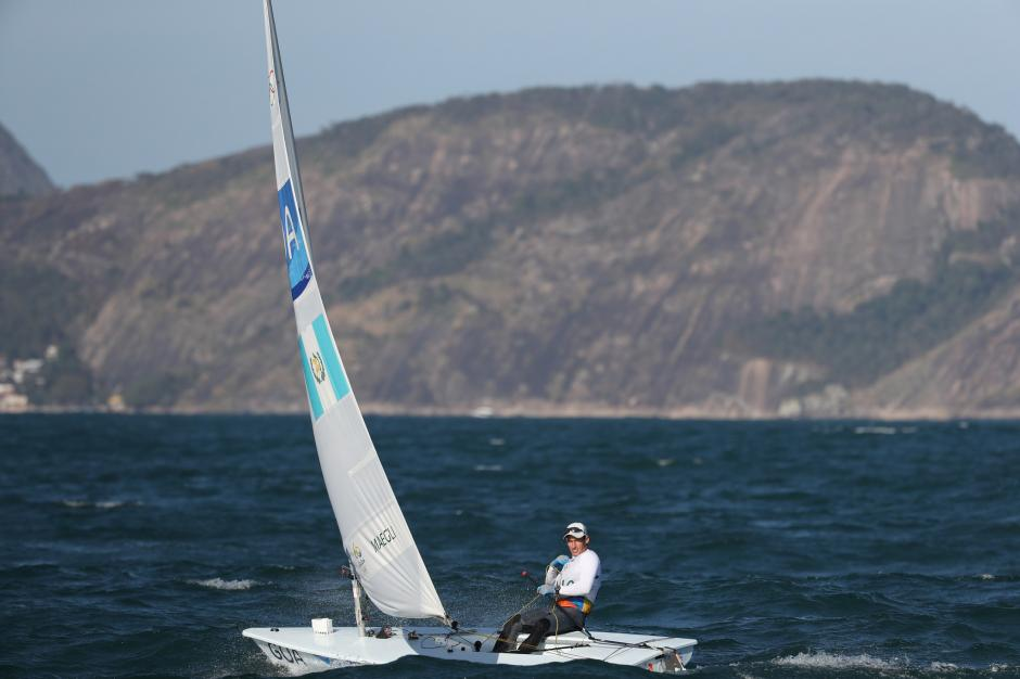 En la Marina da Gloria se realizaron las competencias de vela. (Foto: Comité Olímpico Guatemalteco)