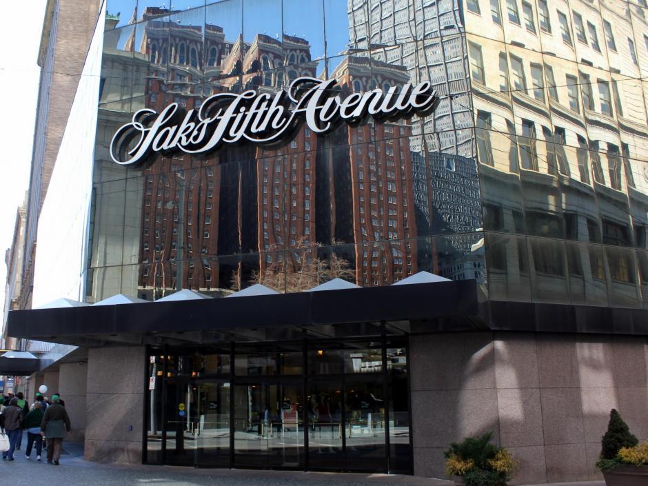En Saks Fifth Avenue, Baldetti llegó a comprar hasta 46 mil dólares. (Foto: Internet)