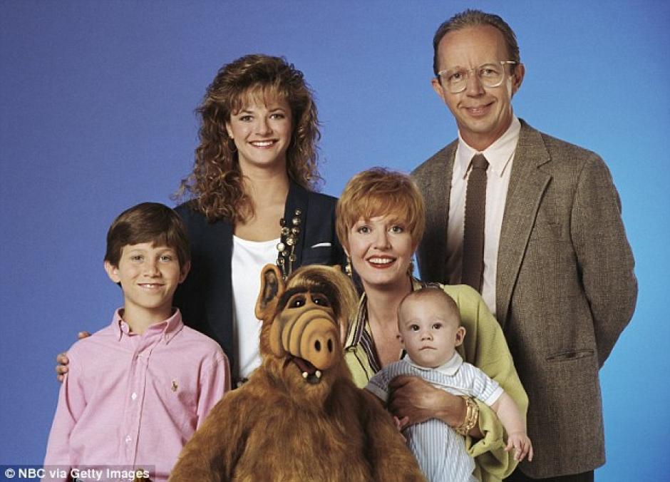 """Michu"" participó en las cuatro temporadas que duró la serie. (Foto: www.dailymail.co.uk)"