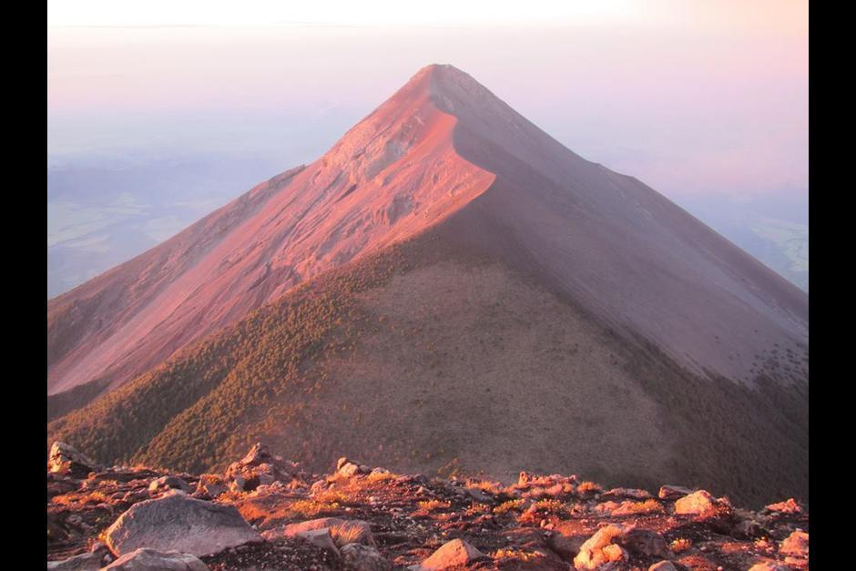 Los volcanes se han convertido en un atractivo para los turistas. (Foto: Archivo/Soy502)