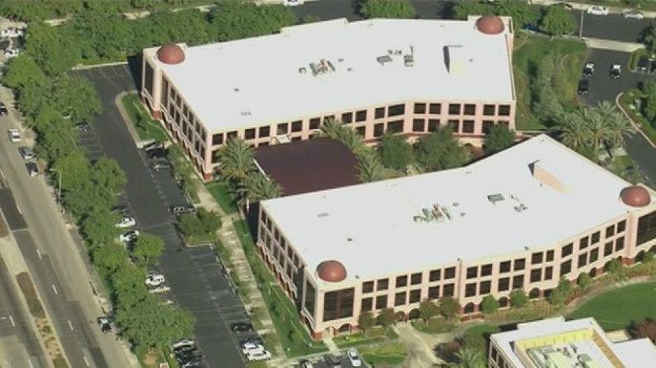 La masacre tuvo lugar en el Inland Regional Center, un centro de asistencia a discapacitados. (Foto: BBC)