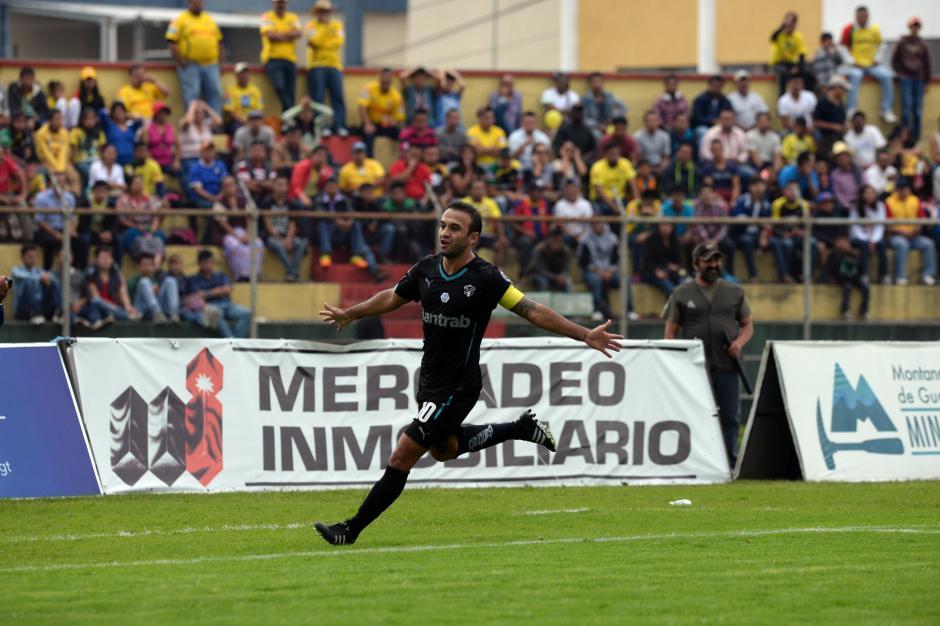 José Manuel Contreras tiene 30 años. (Foto: Archivo/Soy502)