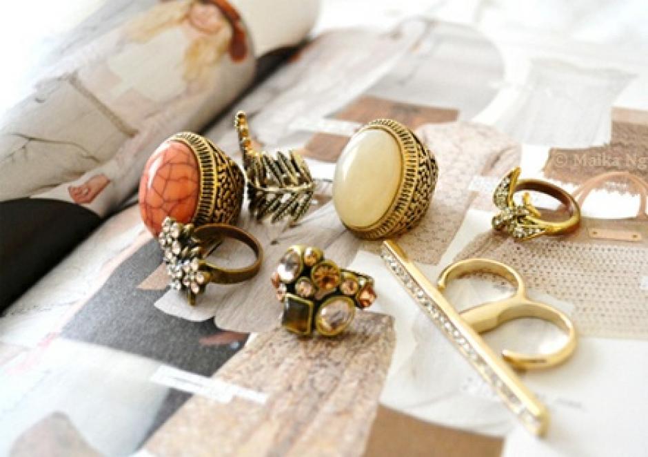 Debes conocer muy bien los gustos de tu pareja para regalar la joya que más creas que le guste.(Foto: Pinterest)