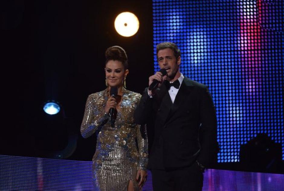 Este año, los conductores de la gala fueron Ninel Conde y William Levy, dos de las figuras más importantes de la televisión actual. (Foto: Premios lo Nuestro)