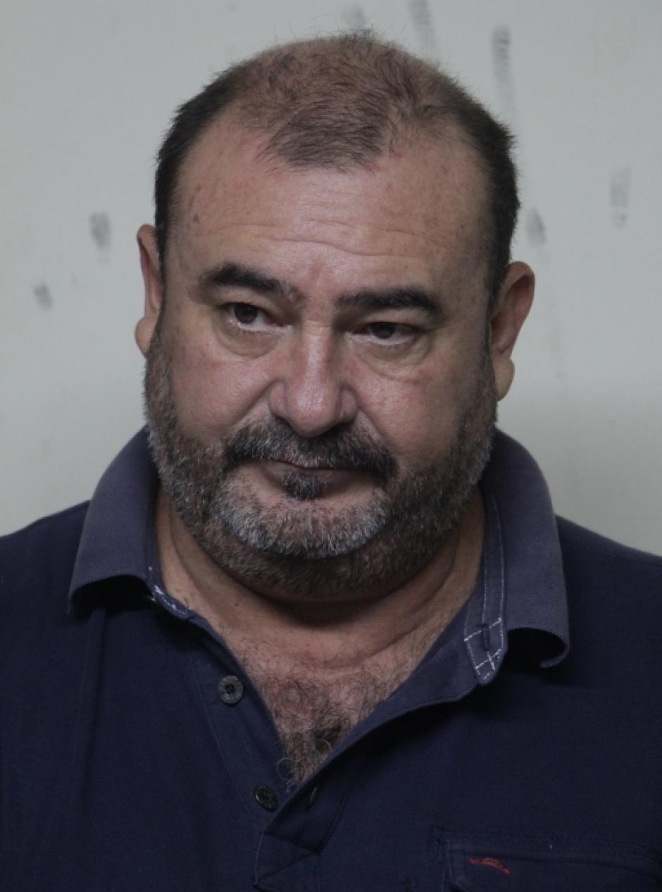 Byron Antonio Izquierdo. (Foto: Archivo/Soy502)