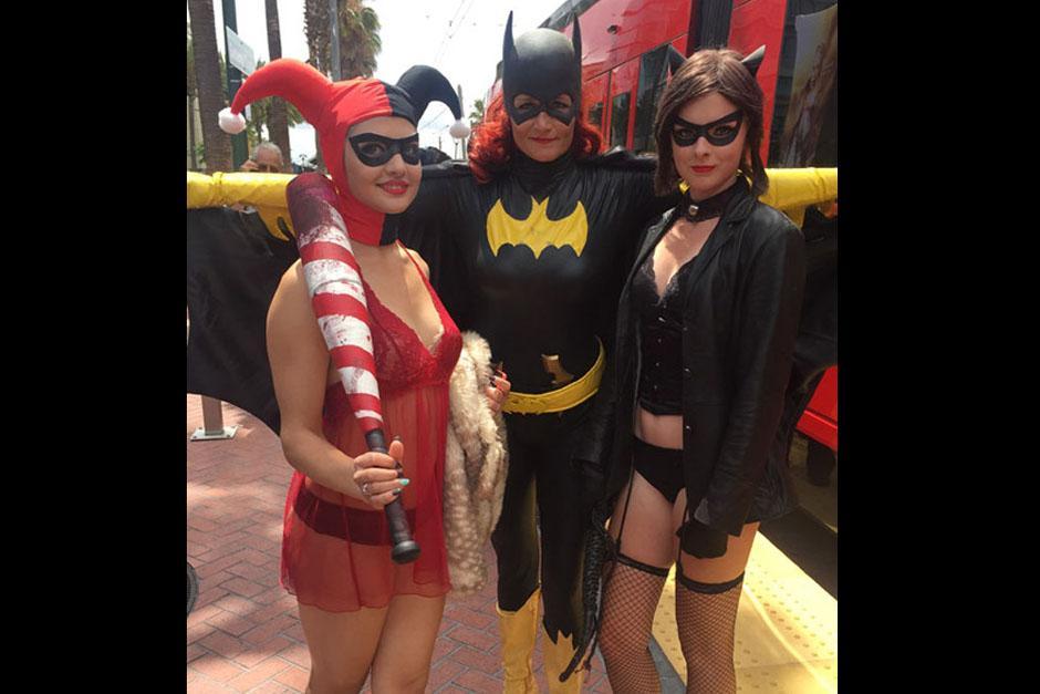 Batman fue uno de los temas de moda
