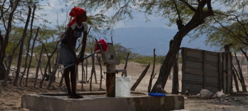 Con el terremoto de Haití como punto de partida se creó este proyecto que busca implementar el acceso al agua potable. (Foto: América Solidaria)