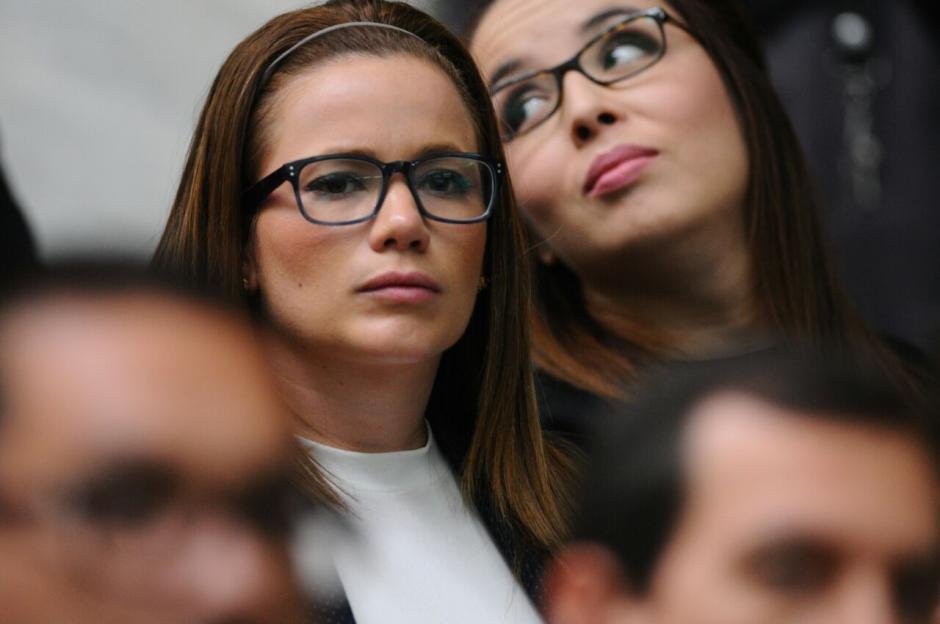 Beltranena es acusada de lavado de dinero en el caso #CooptacióndelEstado. (Foto: Alejandro Balán/Soy502)