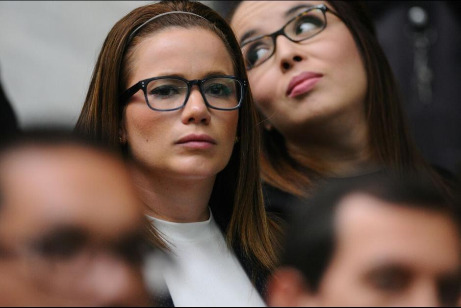 Daniela Beltranena, exasistente de Baldetti, se encuentra implicada en este caso. (Foto: Archivo/Soy502)
