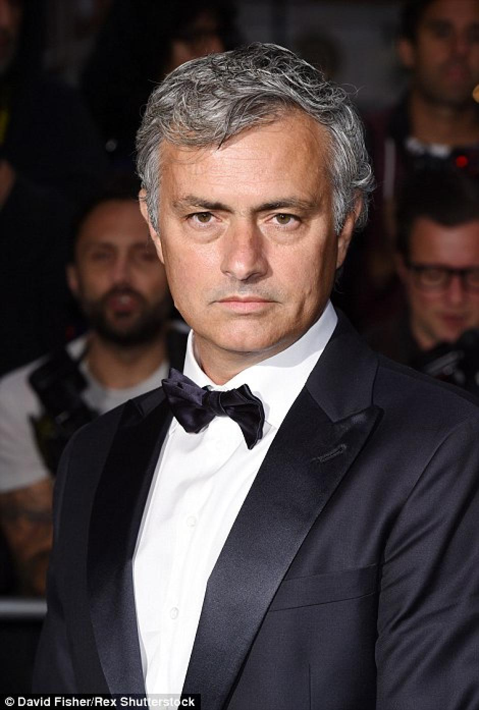 Mourinho, actual director técnico del Chelsea