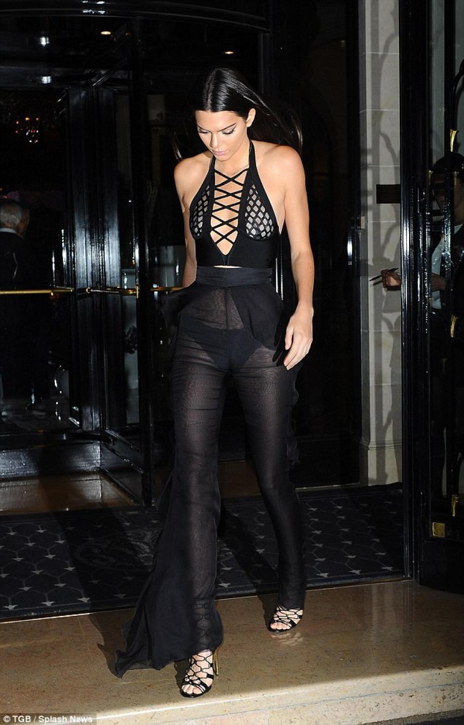 "Kendall Jenner es parte del ""reality show"" de las Kardashian. (Foto: dailymail.co.uk)"