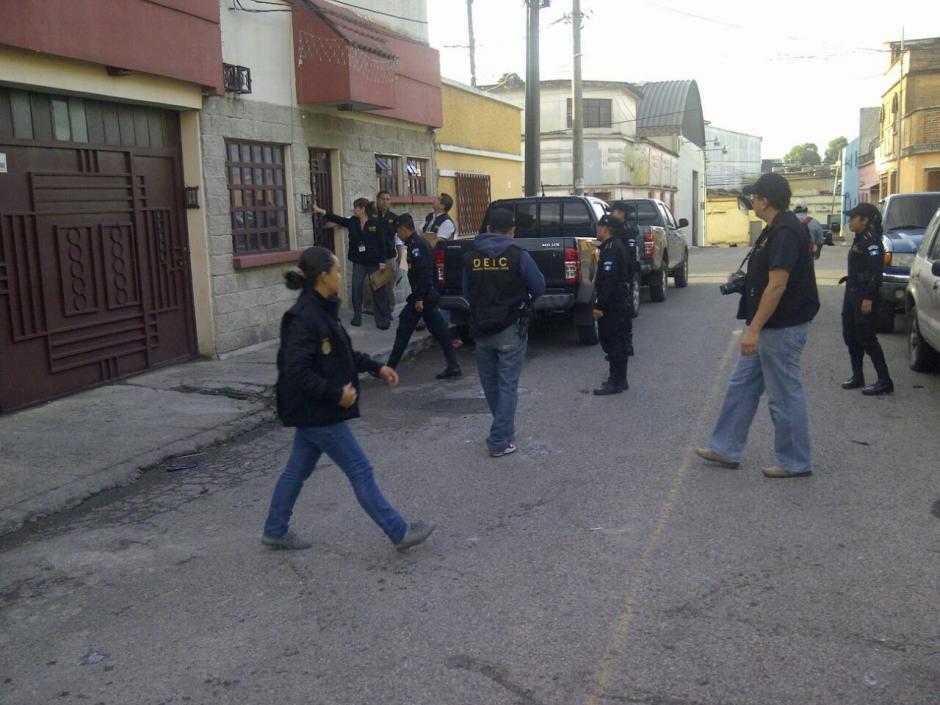 Las autoridades comprobaron que el anuncio de la venta de un menor se trató de una broma. (Foto: Policía Nacional Civil)