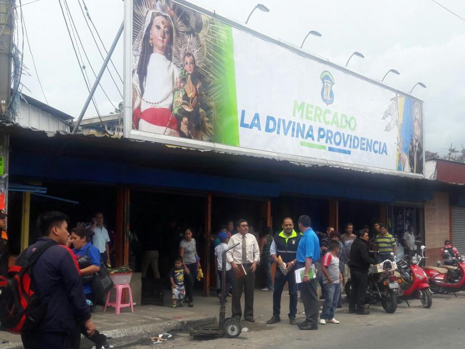 Según Neto Bran ya fueron colocadas más cámaras de seguridad para evitar hechos delictivos.  (Foto: Municipalidad de Mixco)