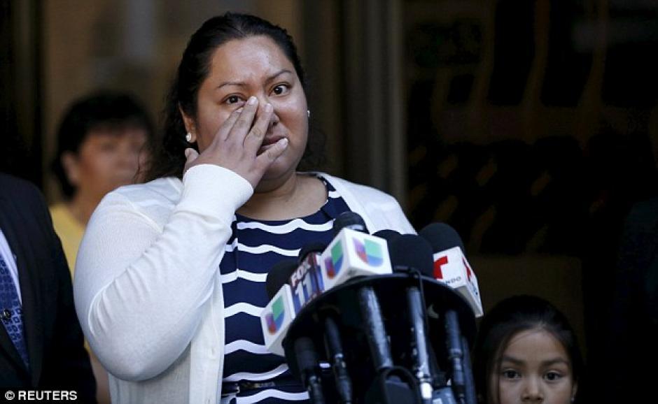 Crystal Núñez-Vargas, dijo que el hombre se había perdido la mayoría de las fiestas, graduaciones y el nacimiento de su nieta.(Foto: Daily Mail)