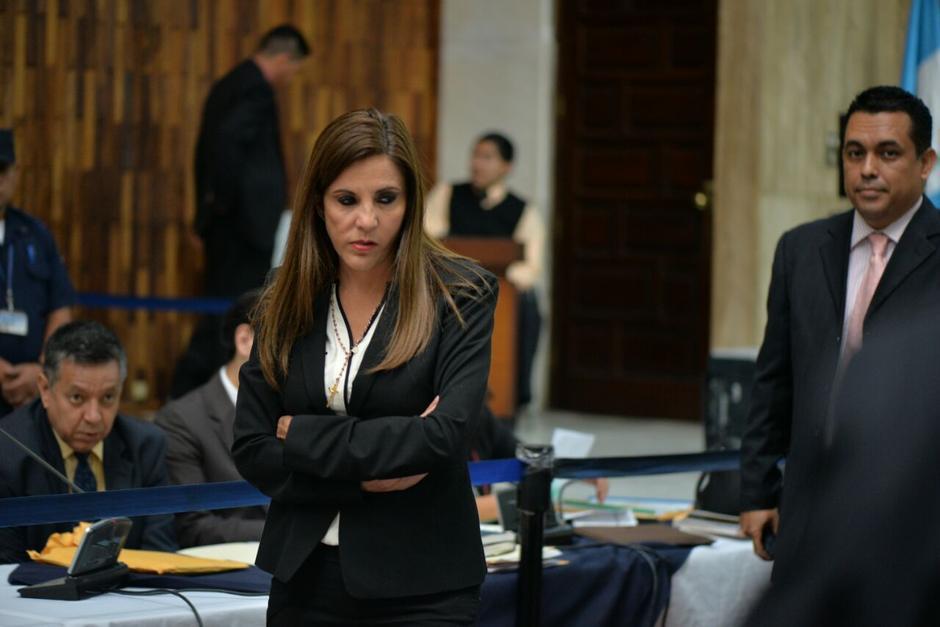 Graciela López solicitó procedimiento abreviado. (Foto: Archivo/Soy502)
