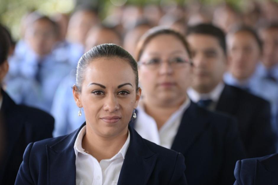 Los nuevos agentes serán ubicados en la cárcel que aún no está lista, en Villa Nueva. (Foto: Wilder López/Soy502)