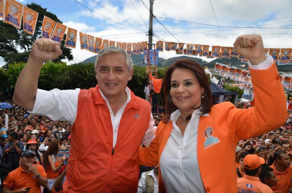 La exvicemandataria renunció a su diputación para ser candidata a la vicepresidencia por el PP. (Foto: Archivo/Soy502)