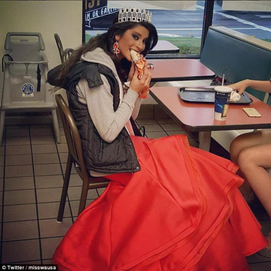 Stormy Keffeler podría perder su corona como Miss Washington. (Foto: Stormy Keffeler)