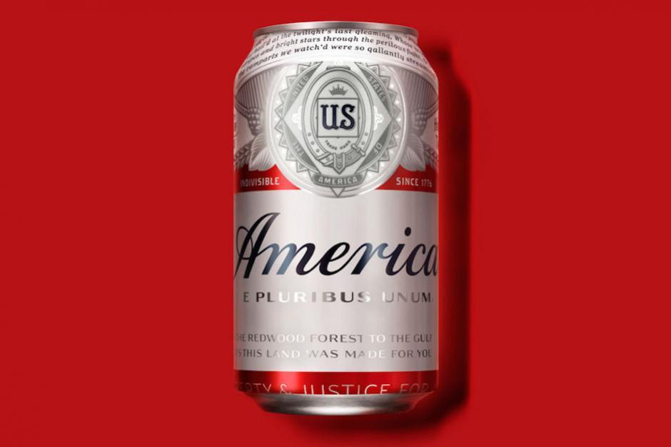 Esta edición limitada es parte de una campaña de publicidad para celebrar las proximas elecciones presidenciales. (Foto: fastcompany.net)
